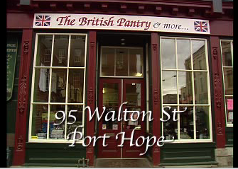 The British Pantry